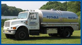 Our International Drinking Water Truck